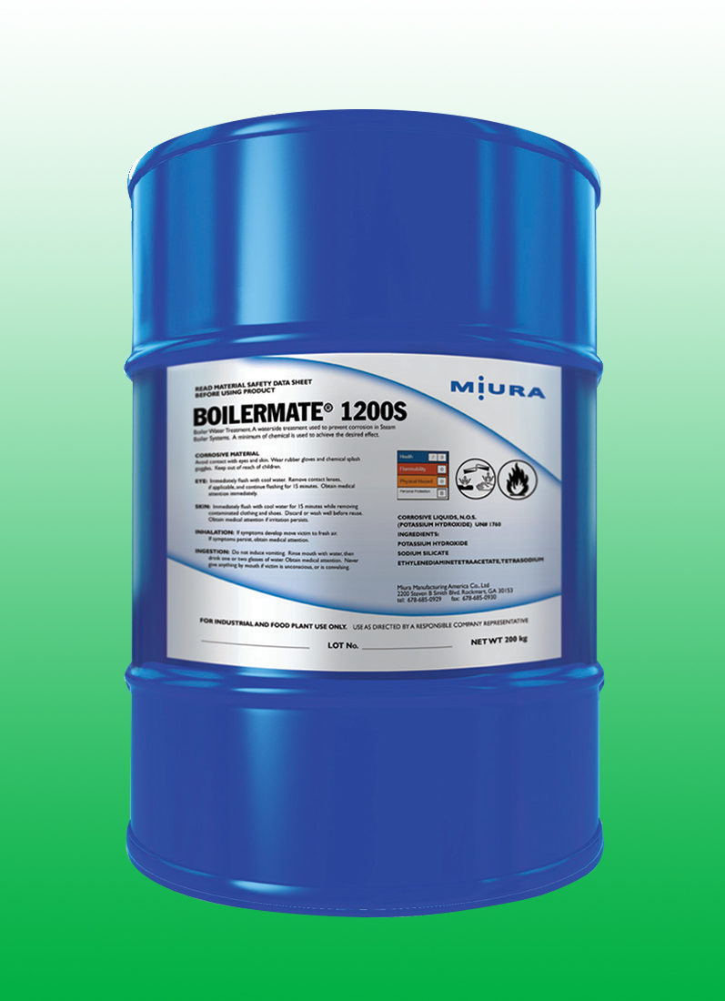 BOILERMATE® is a proven, eco-friendly water treatment program that reduces chemical dependency and the cost of boiler operation.