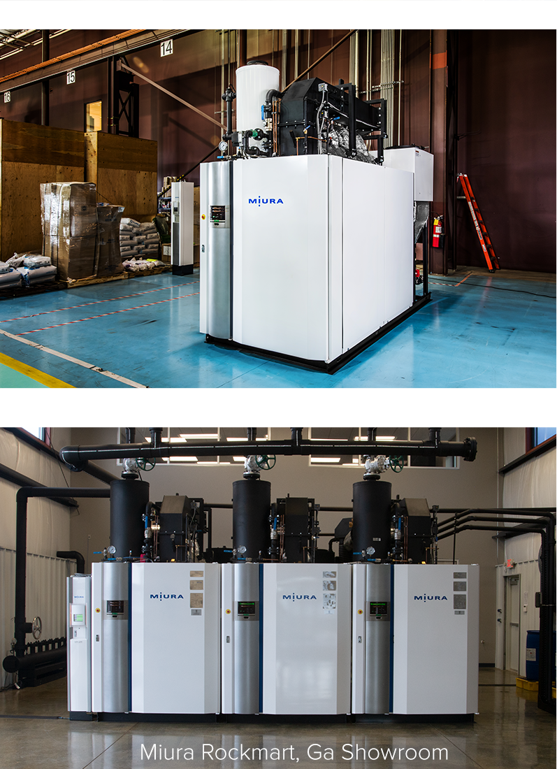 Meet the low NOx Industrial Boiler that will meet your company's efficiency and sustainability goals.