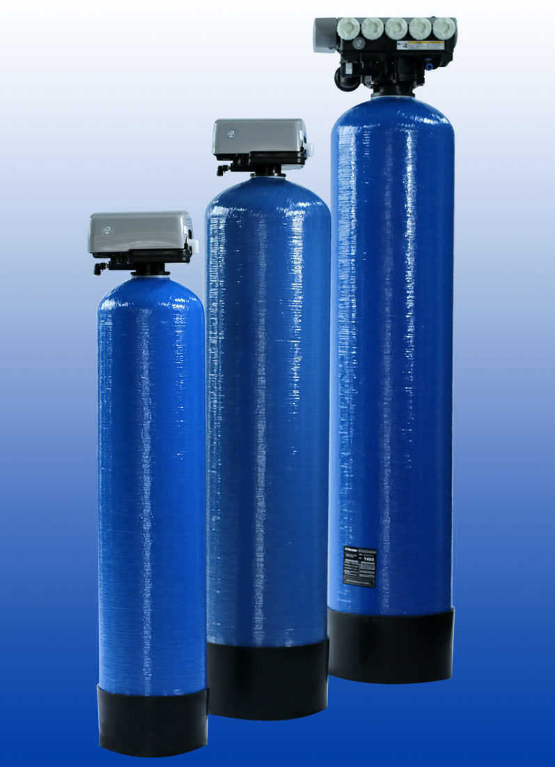 Dual-Tank Water Softener Benefits