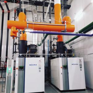 Modular Steam Boiler System