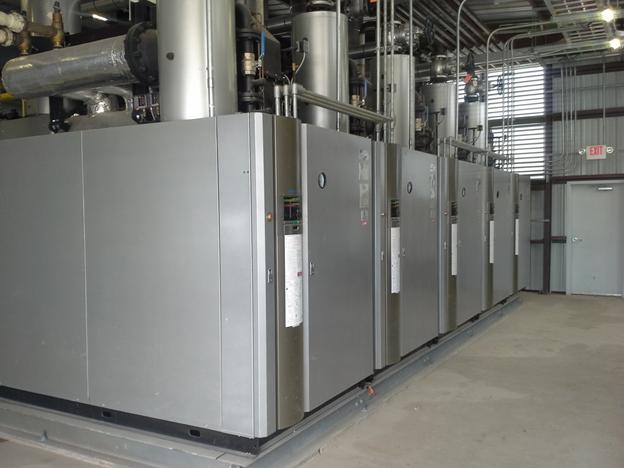 Miura Steam Boiler Installation