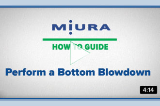 How Bottom Blowdowns Work With Miura Boilers