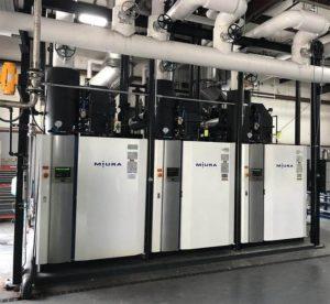 Miura Steam Boilers