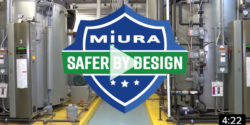 2020 TRSA ECOTEX Factory Tour | High-Efficiency Miura Boilers