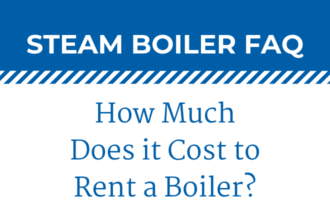 How Much Does it Cost to Rent a Boiler?