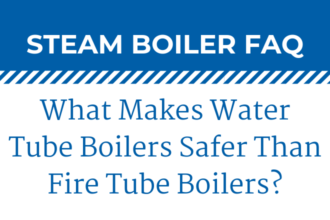 Water Tube Boilers or Fire Tube Boilers: Which is Safest?