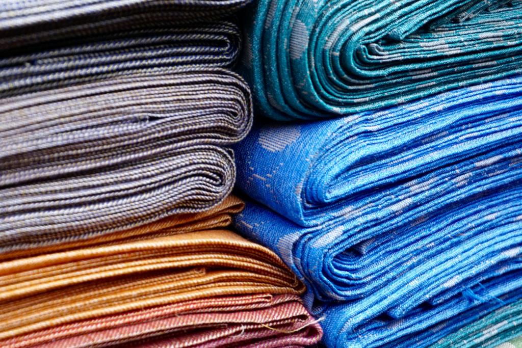 Textile manufacturing facility