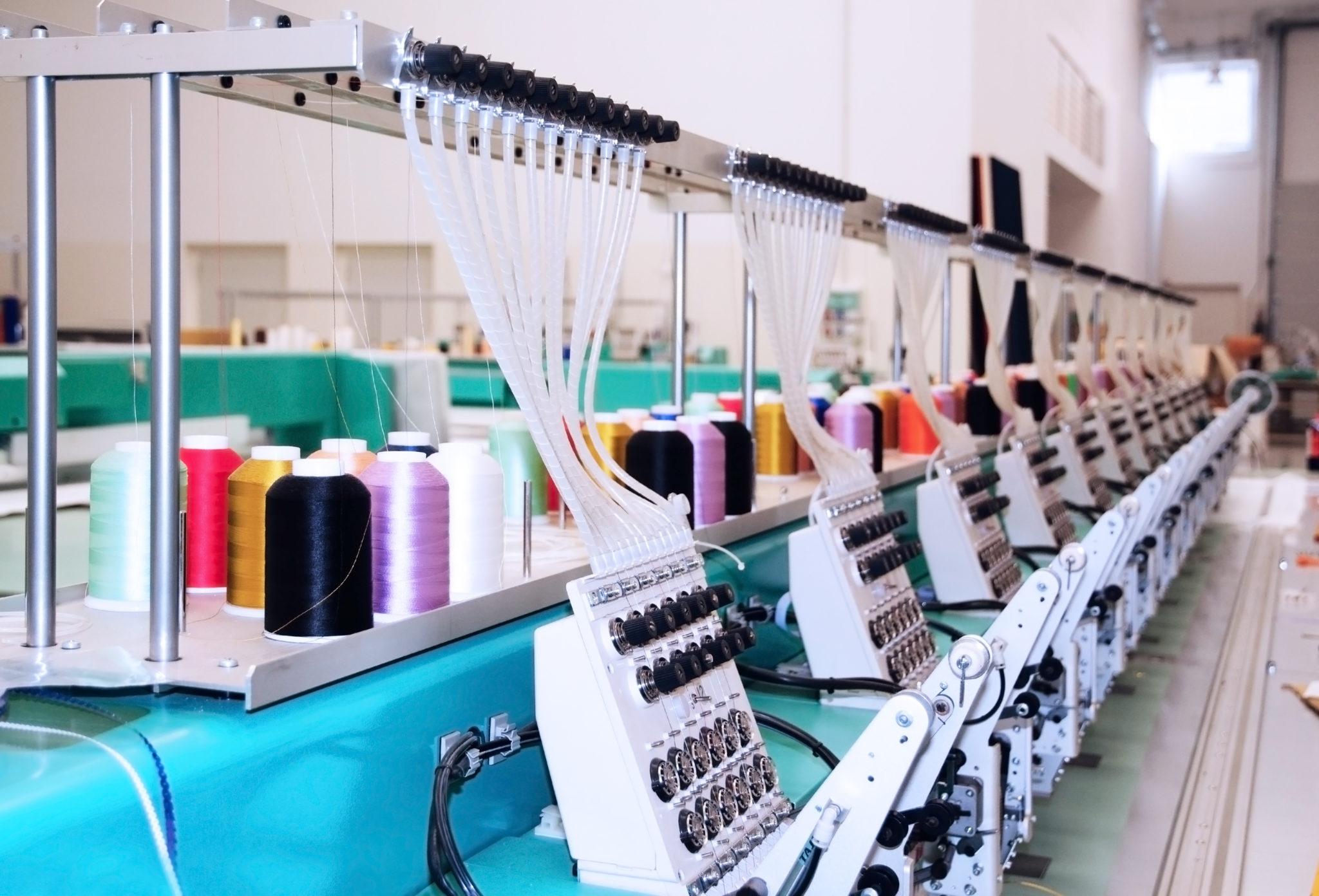 Textile steam boilers