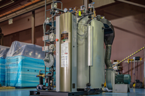 Glen Raven Sees Efficiency Rates Above 80 Percent with Miura Boilers