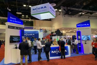 Miura Energizes AHR 2020 With New Steam-as-a-Service Program