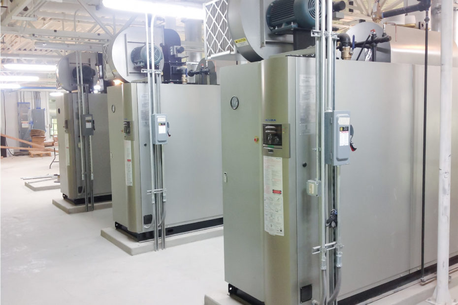 How to Right-Size Your Modular Boiler Plant