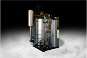 How a Water Tube Boiler Works