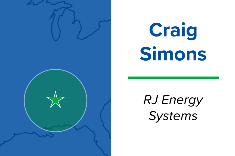 Get to Know Your Local Miura Rep: Craig Simons from RJ Energy Systems