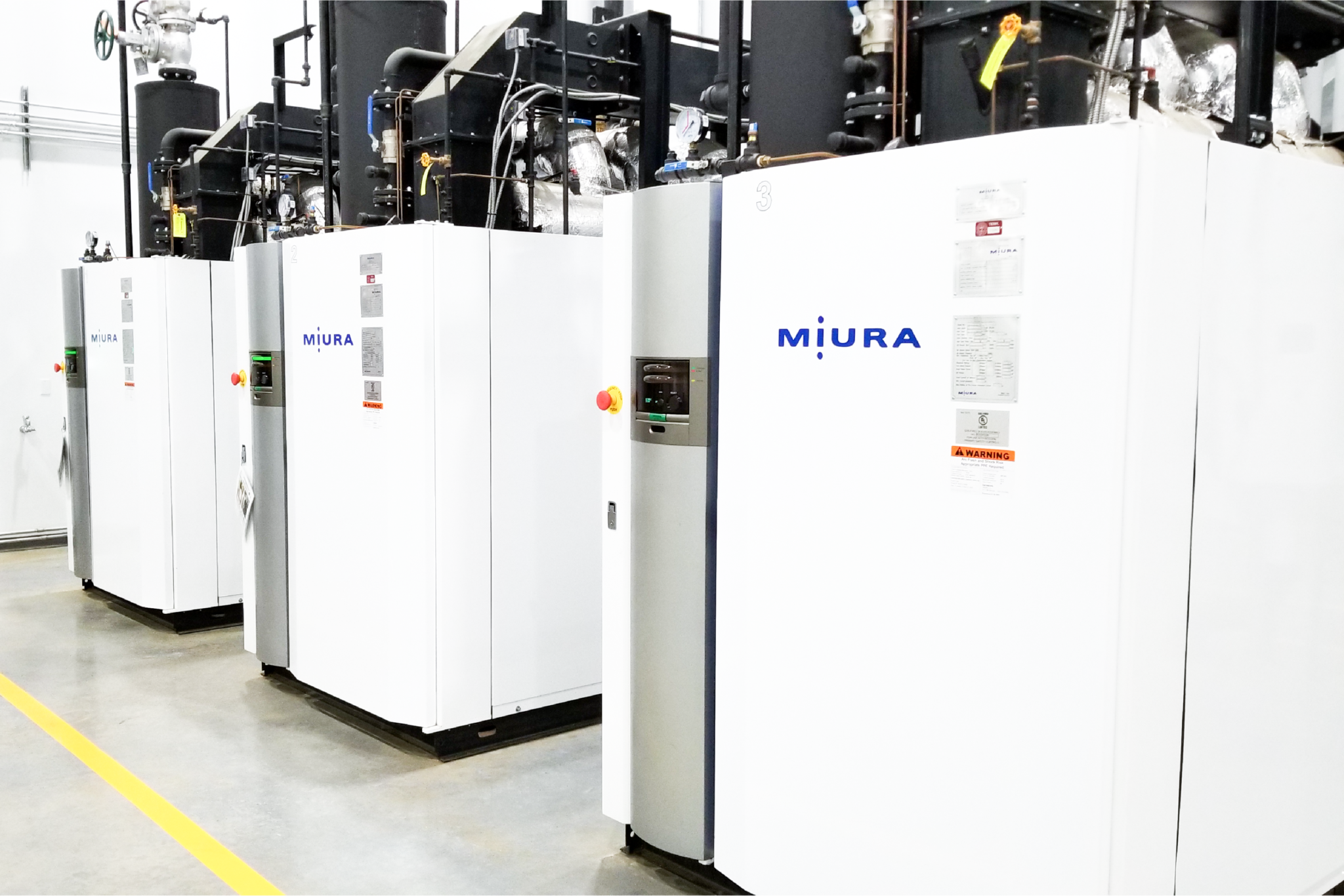 Benefits of Outsourcing Your Facility's Steam System