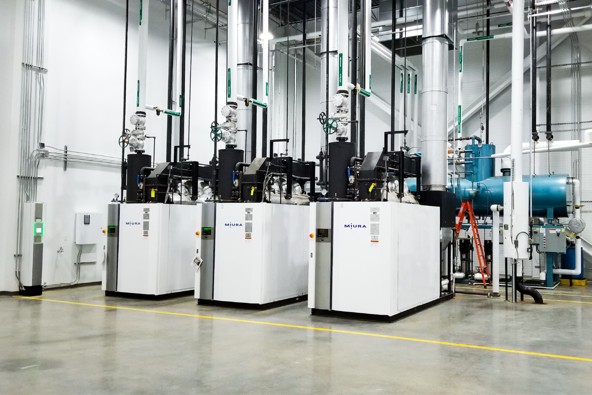 5 Must-Haves for a Laundry Steam Boiler System