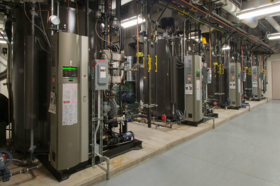 Low Pressure Steam Vs High Pressure Steam