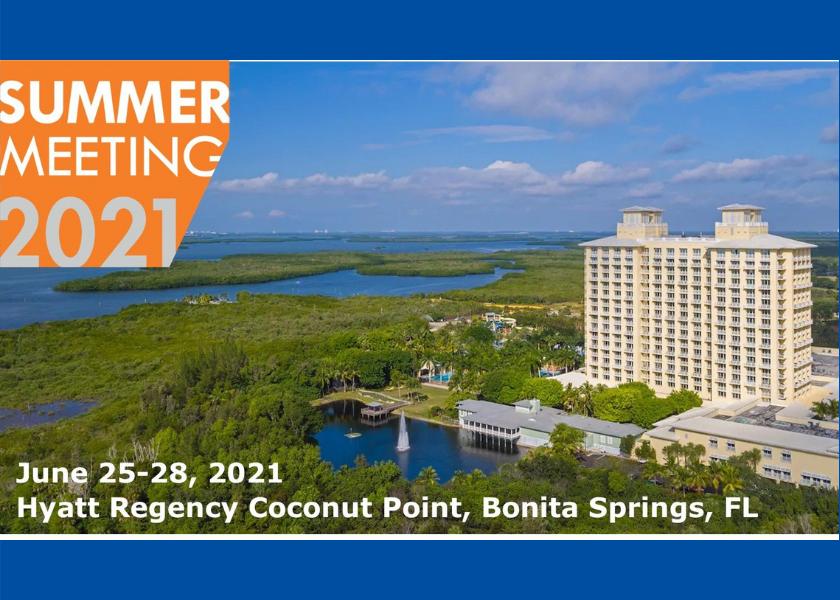 2021 ABMA Summer Meeting