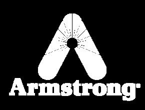 Armstrong White Logo